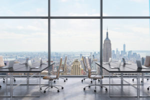 New York City's Offices Are Empty, How To Gamble On A Recovery
