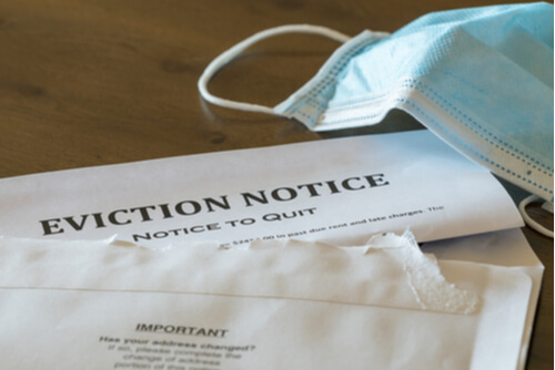 What To Do If Facing Eviction